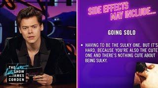 Side Effects May Include w/ Harry Styles