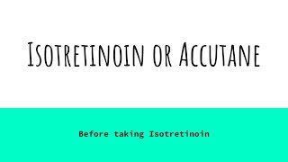 Accutane once daily