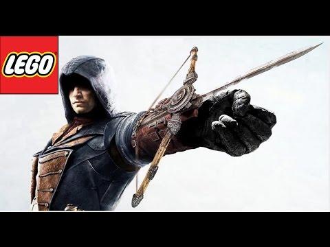 LEGO Phantom Blade - Assassin's Creed Unity