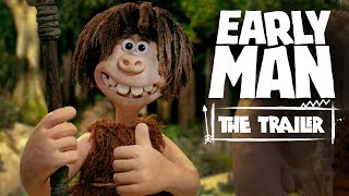 Early Man - Official Trailer - In Cinemas 2018 A.D