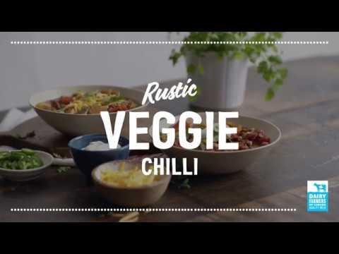 Rustic Veggie Chilli   2018 Milk Calendar