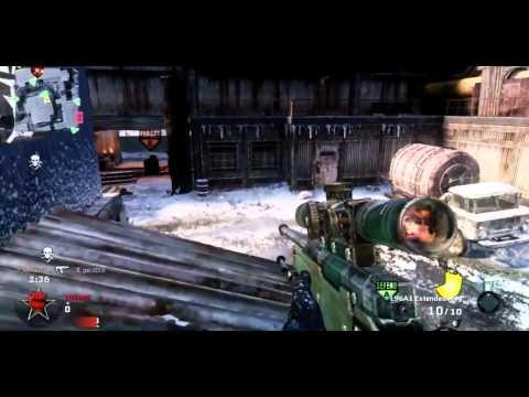 Black Ops Sniper Montage 7 - Focus Feeds