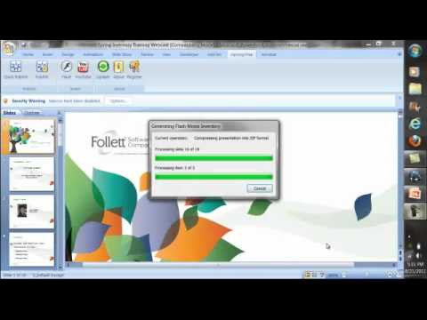 Converting PPT to Flash with iSpring.mp4