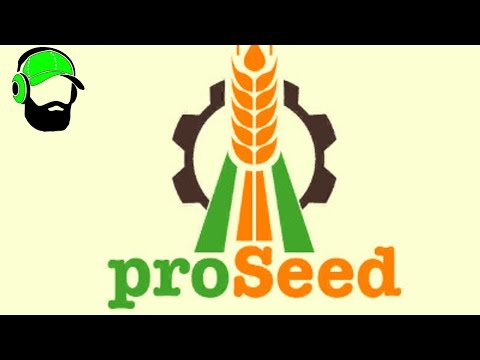 Farming Simulator 17 Mod - How to use the Pro Seed Mod  #FS17