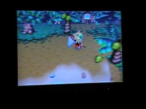 Animal Crossing City Folk TARANTULA Attack