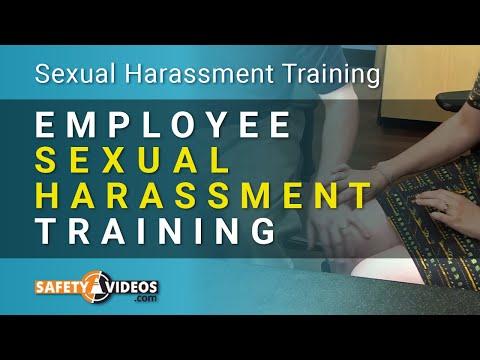 Preventing Sexual Harassment - Employee Training Program