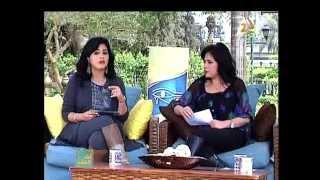 #x202b;الاعلامية نجلاء البيومى مع الاعلامية هند رشاد فى مقدمة حلقة 4 ابريل 2015#x202c;lrm;