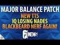 IQ Losing Nades Blackbeard Nerf Finka Buff 6News Tom Clancy S Rainbow Six Siege mp3