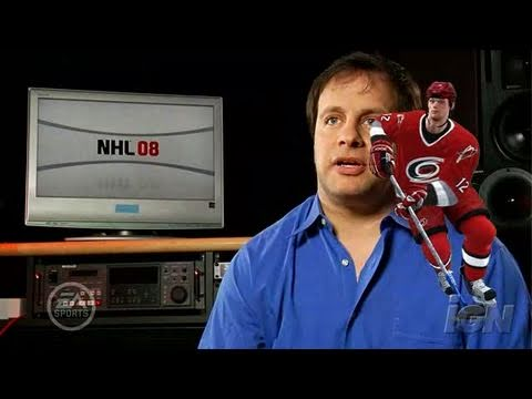 NHL 08 Xbox 360 Feature-Commentary - Physics Trailer (HD)