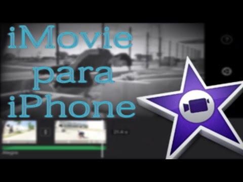 Cómo editar en iMovie para iPhone!! cámara lenta, slo-motion!!