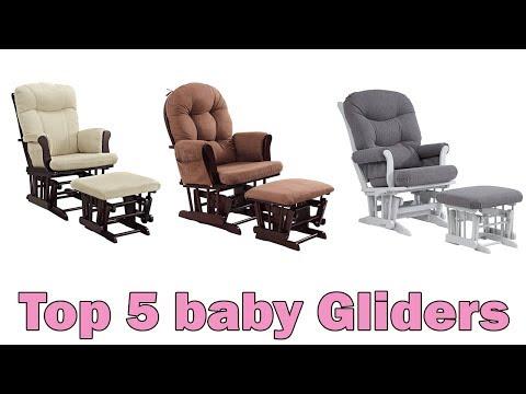 Best Nursery Gliders 2017 & 2018 – Top 5 baby Gliders