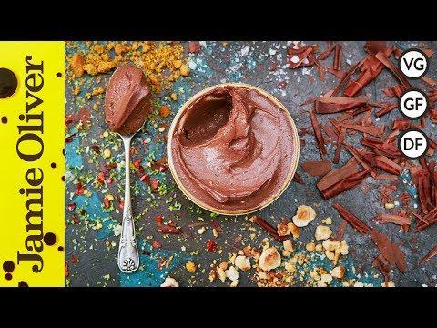 Vegan Chocolate Pots   Jamie Oliver