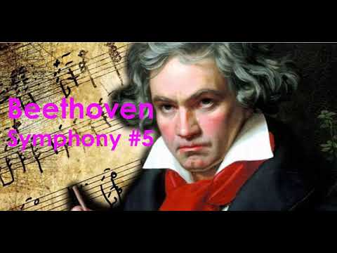 Beethoven Symphony #5 Second Movement