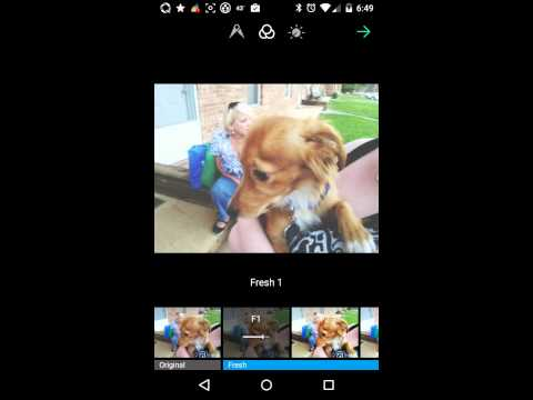 EyeEm is a great photo sharing app