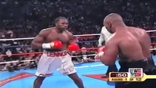 "Lennox ""The Lion"" Lewis vs. ""Iron"" Mike Tyson - 2002 (Highlights)"