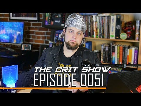 Watch With Your Special Bionic Eyes | CRIT Show 0051