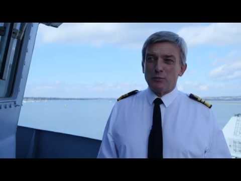 Royal Navy TwoSix.tv Oct 2014: Fleet Commander on Manpower Measures