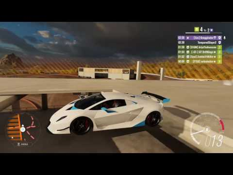 NEW EPIC ROOF GLITCH IN FORZA HORIZON 3