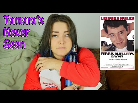 Ferris Bueller's Day Off - Tamara's Never Seen