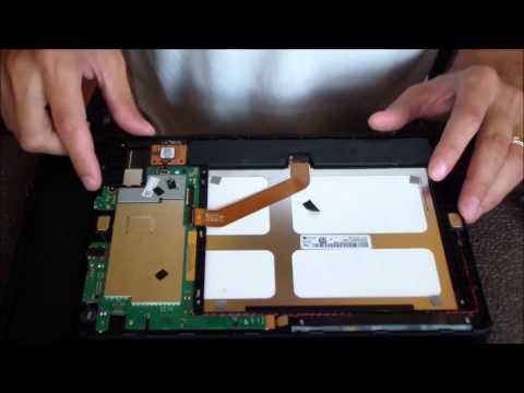 Lenovo A10 A7600-F Disassembly Guide (Micro USB Repair)