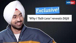 'Why I Talk Less' reveals Diljit Dosanjh | Arjun Patiala | Kriti Sanon