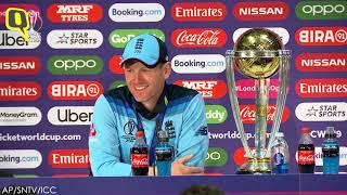 Winning the World Cup Means the World to Us: Eoin Morgan   The Quint