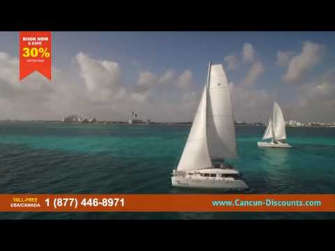 CATAMARAN SAILING ISLA MUJERES - CANCUN DISCOUNTS