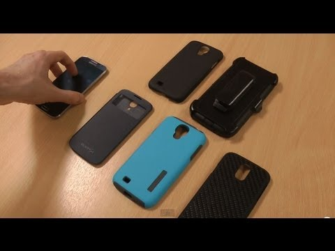 Top 5 Samsung Galaxy S4 Cases - Best Galaxy S4 Cases