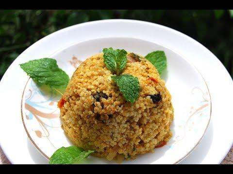 Samai rice biryani | Little millet biryani