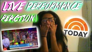 Kiss You This Christmas Live On The Today Show | Reaction!