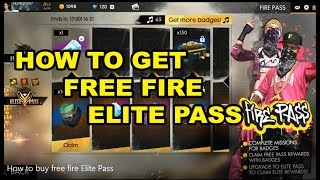 Upgrading To Elite Pass Season 4 (Royal Revelry) in free fire