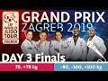 Judo Grand Prix Zagreb 2019 Day 3 Final Block