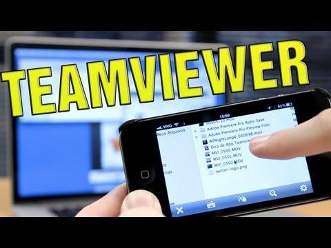 Dica de App: Teamviewer