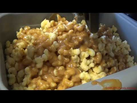 How To Make Hull Less Caramel Corn AKA CRACK!