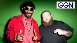 Action Bronson & Snoop Dogg Talk Rap, Food, & More on GGN