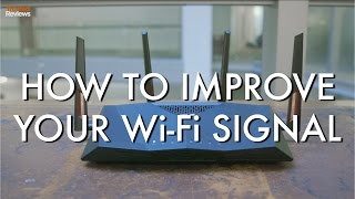 How To Boost Your Wi Fi Signal Strength Tips Tricks