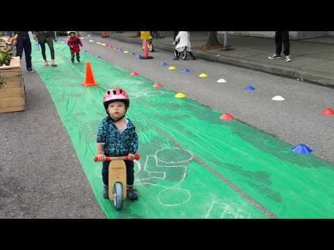 Kids on Wheels - Car Free Day (2)