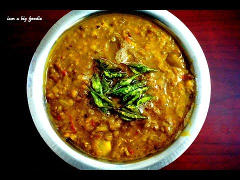 Super Healthy Side Dish for Chapati,dosa and Rice.!!!
