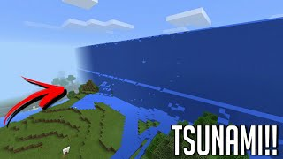 minecraft pe tsunami Videos - ytube tv