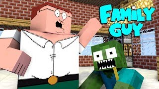Monster School : PETER GRIFFIN BECOME TEACHER - Minecraft Animation