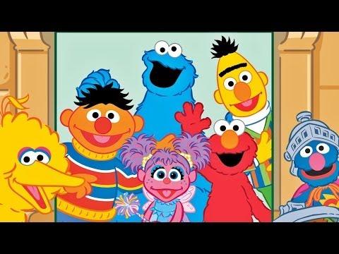 Sesame Street - Peekaboo   Top Best Apps For Toddlers