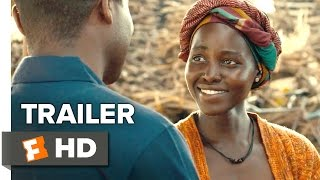 Queen of Katwe Official Trailer #1 (2016) - Lupita Nyong