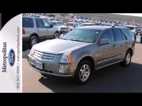2006 Cadillac SRX Minneapolis MN Eden Prairie, MN #3288BB10 - SOLD