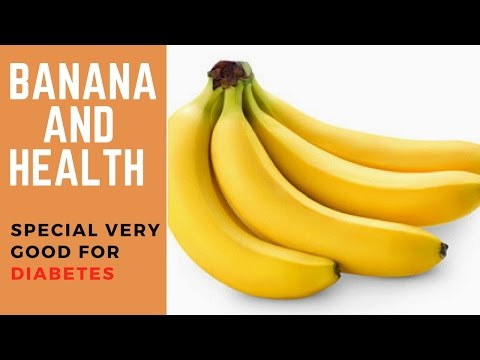 Bananas Is Good Or Bad  For Diabetes ?/ What Foods Should A Diabetic Eat and Avoid