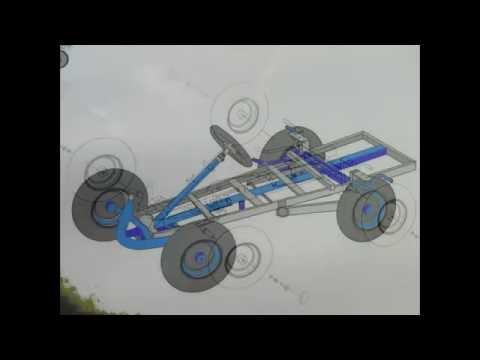 Go kart  Hotrod full build