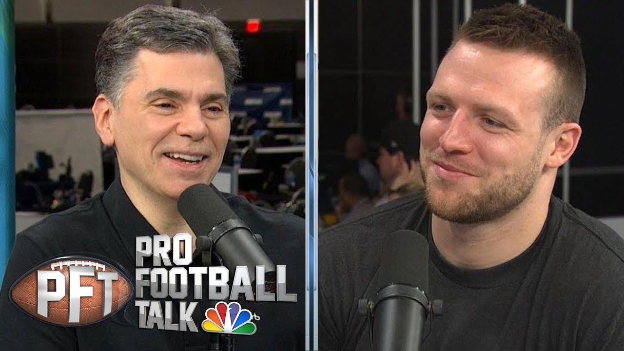 Taysom Hill on his future with New Orleans Saints | Pro Football Talk | NBC Sports
