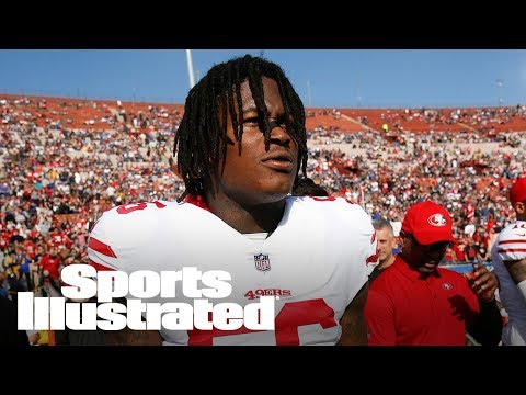 Reuben Foster Accuser Says Her Accusations Were False | SI NOW | Sports Illustrated