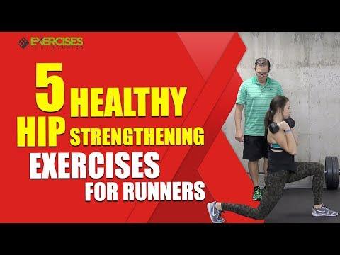 5 Healthy Hip Strengthening Exercises for Runners