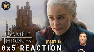 "Download Game of Thrones Reaction | 8x5 ""The Bells"" (Part 1) Video"