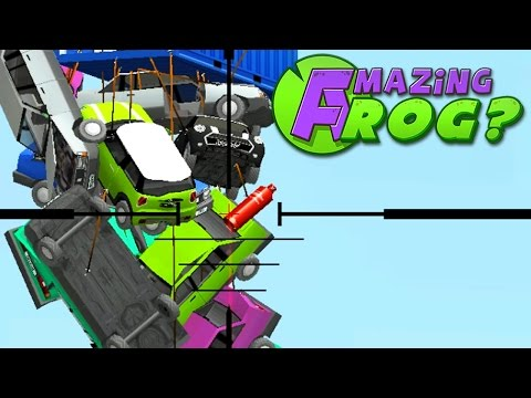 THIS IS GONNA BE LOUD - Amazing Frog - Part 93 | Pungence